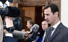 """Tổng thống Syria: """"Một số nước viện trợ cho những kẻ khủng bố"""""""