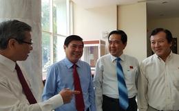 Tân Chủ tịch UBND TP.HCM nói gì sau khi trúng cử?