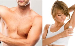 Dùng chất khử mùi cơ thể vào buổi sáng là sai lầm?