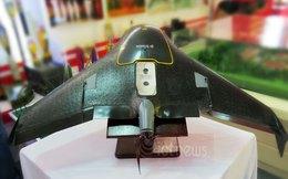 Khám phá sức mạnh máy bay không người lái Trimble UX5 của quân đội Việt Nam