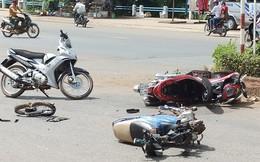 Năm 2015, số người Việt bỏ mạng vì tai nạn giao thông bằng 40 vụ rơi máy bay