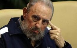 Lãnh tụ Fidel Castro lần đầu lên tiếng về các cuộc hội đàm Cuba - Mỹ