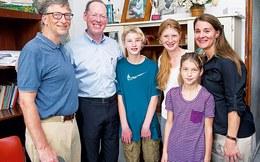 Vợ chồng Bill Gates dạy con tiêu tiền thế nào?