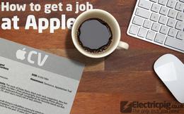 Xin việc vào Apple khó đến cỡ nào?