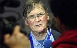 Nhà khoa học đạt giải Nobel buộc phải từ chức sau lần vạ miệng… nói xấu phụ nữ