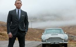 Những siêu xe 'chất' gắn mác James Bond
