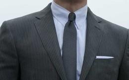 Bí quyết chọn cà vạt và cổ áo lịch lãm như James Bond