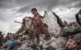 Những hình ảnh đau lòng về lao động trẻ em trên thế giới
