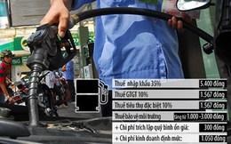 Giá xăng sẽ tăng mạnh?