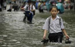 Hà Nội có tái diễn trận lụt lịch sử 2008?