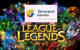 Công ty mẹ game Liên Minh Huyền Thoại về tay Tencent