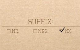 """Từ điển Oxford vừa thêm kính ngữ """"Mx"""" dành cho người không phải """"Mr"""" hay """"Mrs"""""""