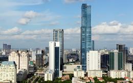 Những hình ảnh của 3 tòa nhà cao nhất Việt Nam