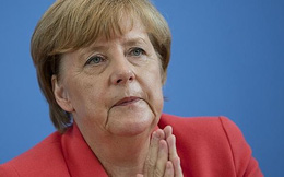 Trái tim của người Đức và sự quyết đoán của bà Merkel