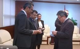 Tập đoàn viễn thông Malaysia muốn tham gia cổ phần hóa MobiFone