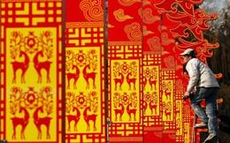 Châu Á tưng bừng ngày giáp Tết