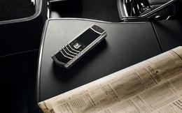 Vì sao Vertu là điện thoại siêu sang chỉ dành cho giới nhà giàu?