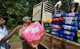 Nepal: 'Đừng gửi đồ ăn thừa cho chúng tôi'