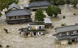 Bão lụt nghiêm trọng, Nhật đối mặt rủi ro nước nhiễm phóng xạ