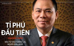 Việt Nam có tốc độ tăng triệu phú nhanh thứ 9 trên thế giới