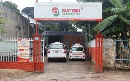 Toàn bộ tài xế Suntaxi ở Kon Tum ngừng việc