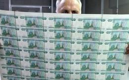 Bí mật bên trong nhà máy in tiền