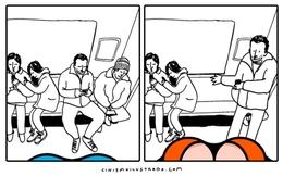 Vừa cười, vừa ngẫm với loạt ảnh minh họa 'Những sự thật cuộc sống'
