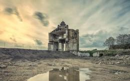 Nét quyến rũ lạ lùng của những khu nhà bỏ hoang tại châu Âu