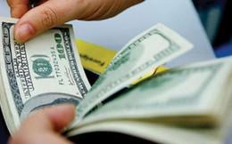 Tỷ giá USD chính thức chạm trần