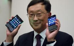 Chỉ bán được 1,1 triệu smartphone, BlackBerry lỗ 28 triệu USD