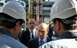 Giá dầu có giảm sâu hơn nữa cũng không khiến ông Putin lo sợ