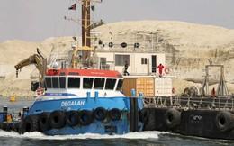 """Ai Cập sắp khai trương """"kênh đào Suez mới"""""""