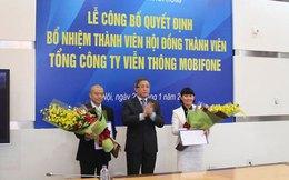 Bộ TT&TT bổ nhiệm 2 thành viên Hội đồng thành viên cho MobiFone