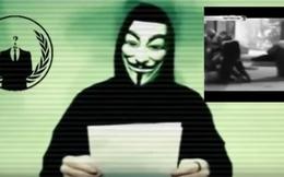 Nhóm hacker Anonymous tiết lộ thông tin cá nhân của những phần tử cực đoan IS