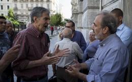 """""""Thứ hai đen tối"""" tại Hi Lạp:""""Không tiền, không hi vọng"""""""
