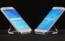 Samsung trình làng Galaxy S6 và Galaxy S6 Edge