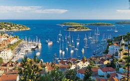 Những thị trấn cổ vùng duyên hải Croatia