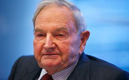 David Rockefeller: Tỷ phú già nhất thế giới vừa bước qua tuổi 100