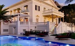 10 dinh thự đẹp nhất được rao bán năm 2014