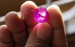 Vì sao đá ruby có giá trên trời?