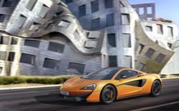 570S: Siêu phẩm mới của McLaren