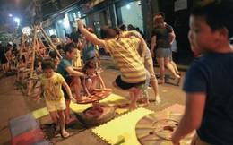 Trò chơi truyền thống trong lòng phố cổ