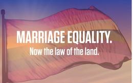 Làng công nghệ toàn thế giới tưng bừng ủng hộ hôn nhân đồng giới
