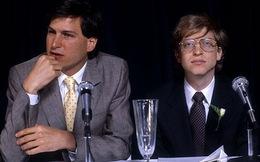 Steve Jobs vs. Bill Gates: Khi hai thiên tài trở thành địch thủ