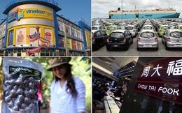 [Nổi bật] Học được gì từ công nghiệp ô tô của người Thái, Vingroup mua lại 100% cổ phần của Vinatexmart