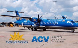 ACV vs. Vietnam Airlines: Sân bay lãi vượt trội máy bay