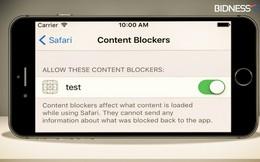 Công nghệ chặn quảng cáo của Apple: Ai sẽ phải lo sốt vó?