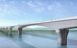 Xây cầu nối hai tuyến đường cao tốc hiện đại nhất Việt Nam
