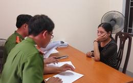 Bắt khẩn cấp nữ đại gia lâm sản ở Hà Tĩnh