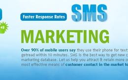 [Infographic] Tương lai nào cho SMS marketing?